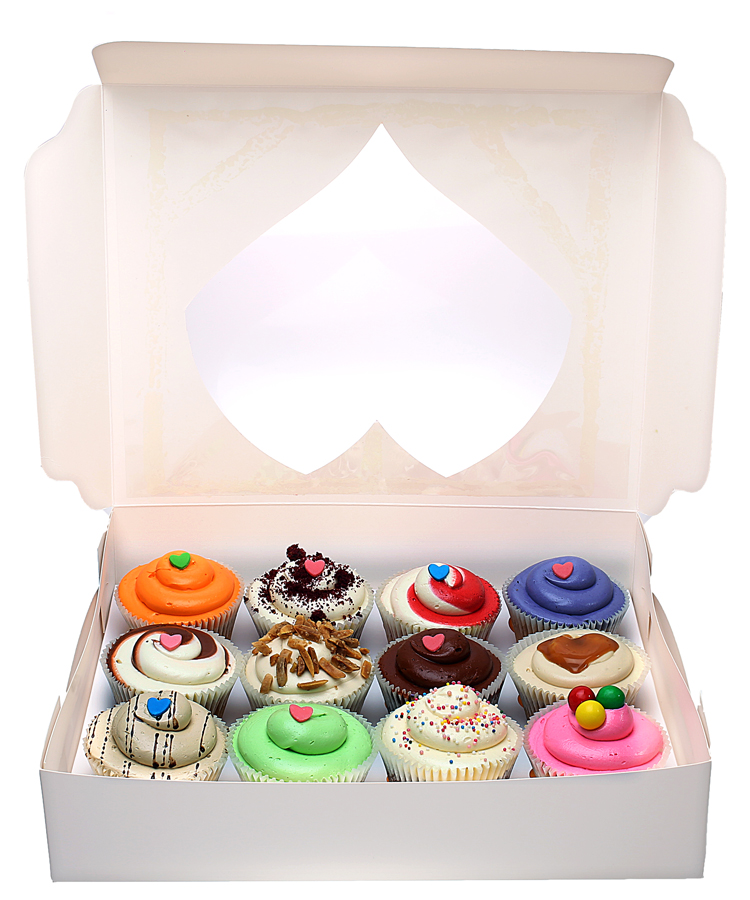 Assorted Cupcakes 2